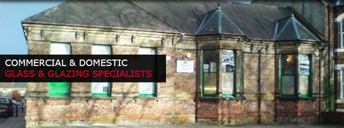 Commercial Glass and Glazing Specialists